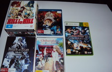 New Anime and Games