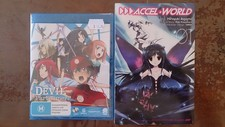 The Devil is a Part-Timer! Accel World manga