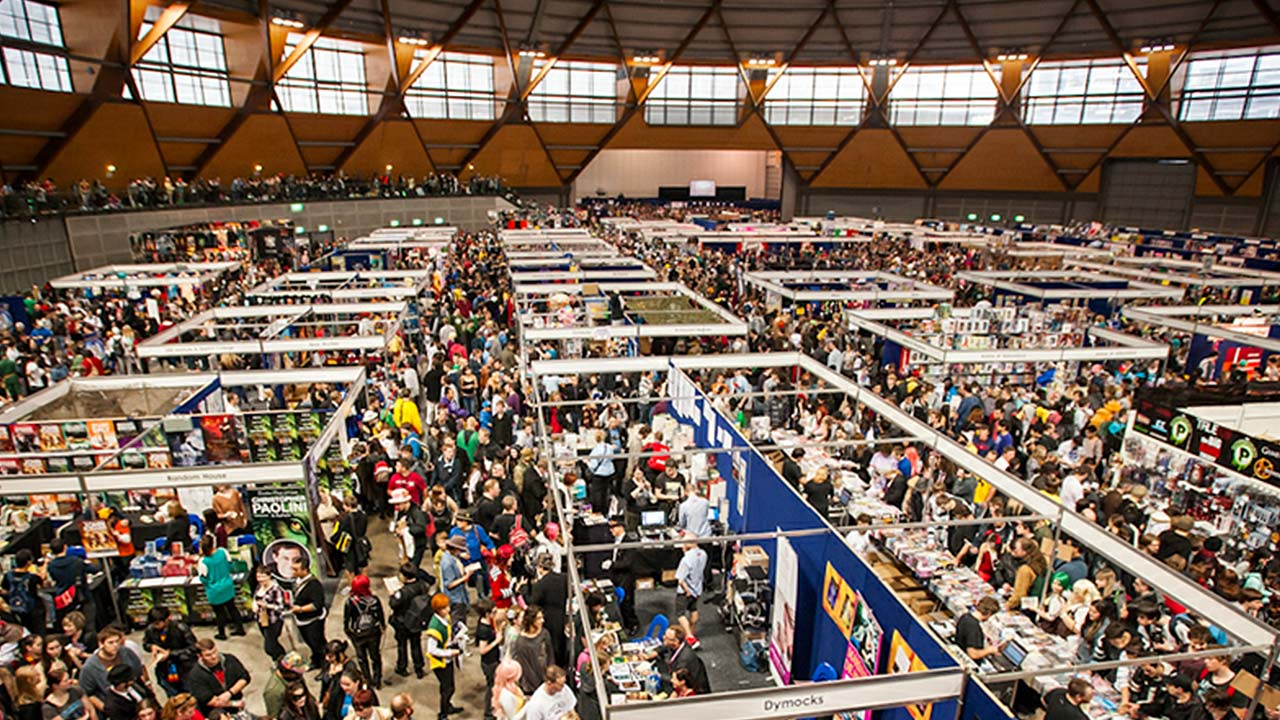 which conventions will madman be attending in 2015
