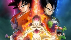 Dragon Ball Z: Resurrection 'F' is coming!!