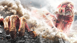 ATTACK ON TITAN (Live-Action Movie) Part 1 – Tickets On-Sale Now – In Australia & New Zealand Cinemas August 27 – September 9