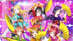 Love Live! The School Idol Movie – In Cinemas 12 September.