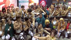 It's an anime explosion at Supanova Adelaide and Brisbane!