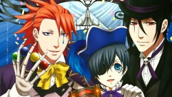 Which Black Butler character will serve you?