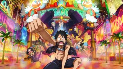 One Piece Film: Gold Sails into Cinemas October 27